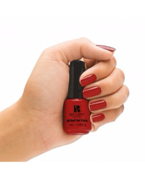 LED Gel Polish Red Carpet Reddy 9ml
