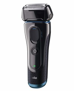 Series 5 Wet/Dry Electric Shaver Black with Flex Motion Tec