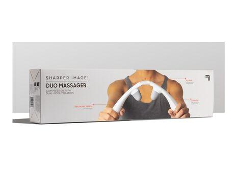 Dual-Node Massager