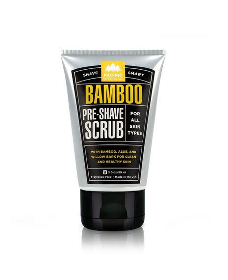 Bamboo Pre-shave Scrub 89ml