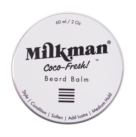 Coco Fresh Beard Balm 60ml
