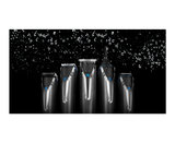 Waterproof Lithium-Ion Stainless Steel Grooming Kit - Slate