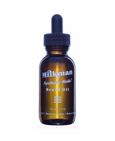 Furiously Nude Beard Oil (Unscented) 50ml