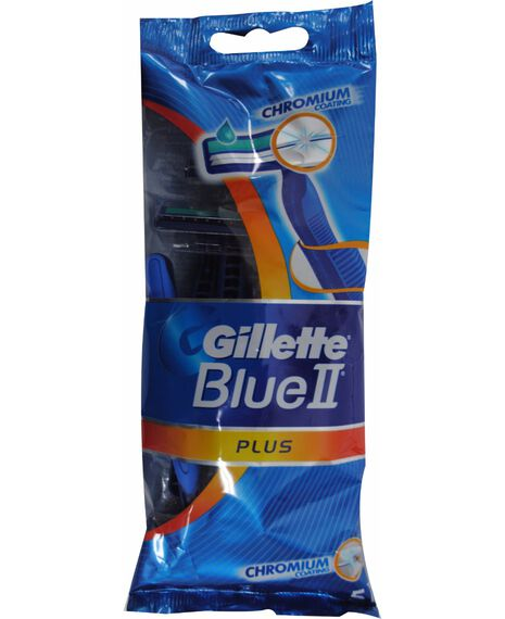Blue II Plus 5 Pack