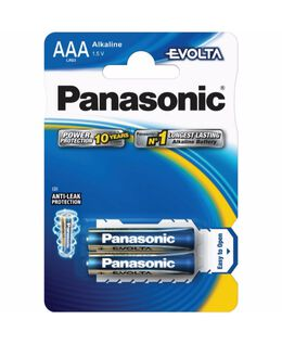Evolta AAA Batteries 2 Pack