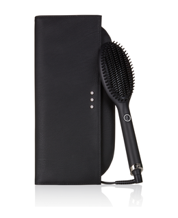 glide smoothing hot brush gift set with bag