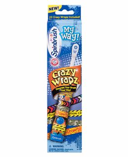 My Way Boys Kids Toothbrush