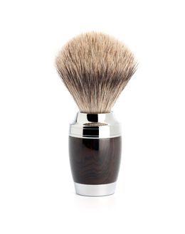 Fine Badger Brush - African Blackwood