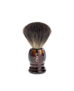 Pure Shaving Brush - Tortoise Shell