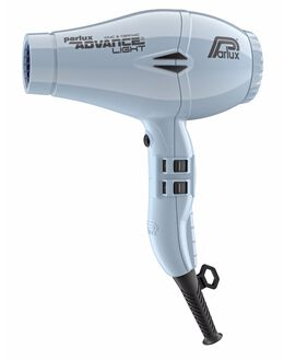 Advance Light Ionic & Ceramic Hair Dryer 2200W - Ice Blue