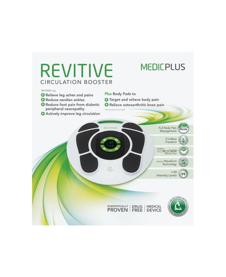 Medic Plus Circulation Booster with EMS & TENS