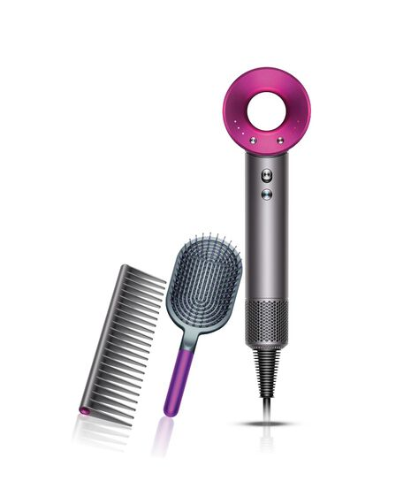 Supersonic Hair Dryer with Brush Set