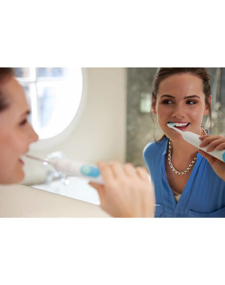 Plaque Defense Electric Toothbrush
