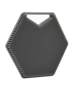 The Silicone Body Scrubber | Grey