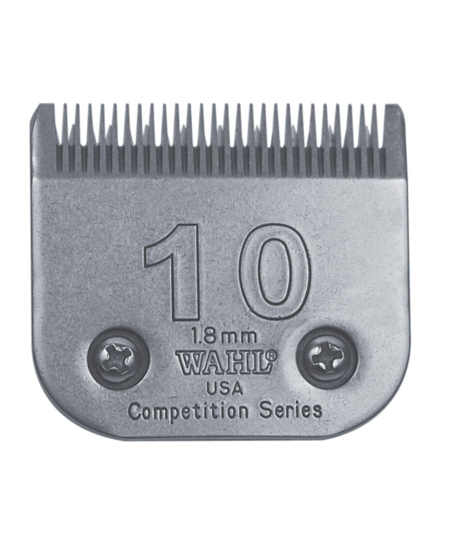 Wahl 10 Pet Clipper Blade Shaver Shop Classic Series 1 Usa