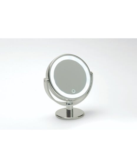 Round LED Lighted Mirror