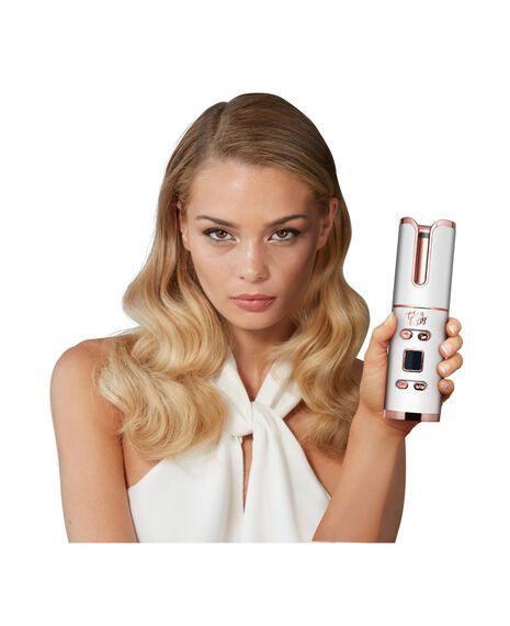 UCurl Hair Curler - White