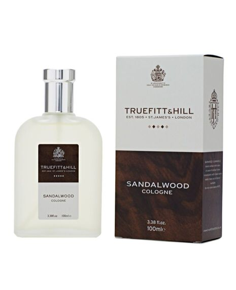 Sandalwood Cologne 100mL + Bonus Gift Pack