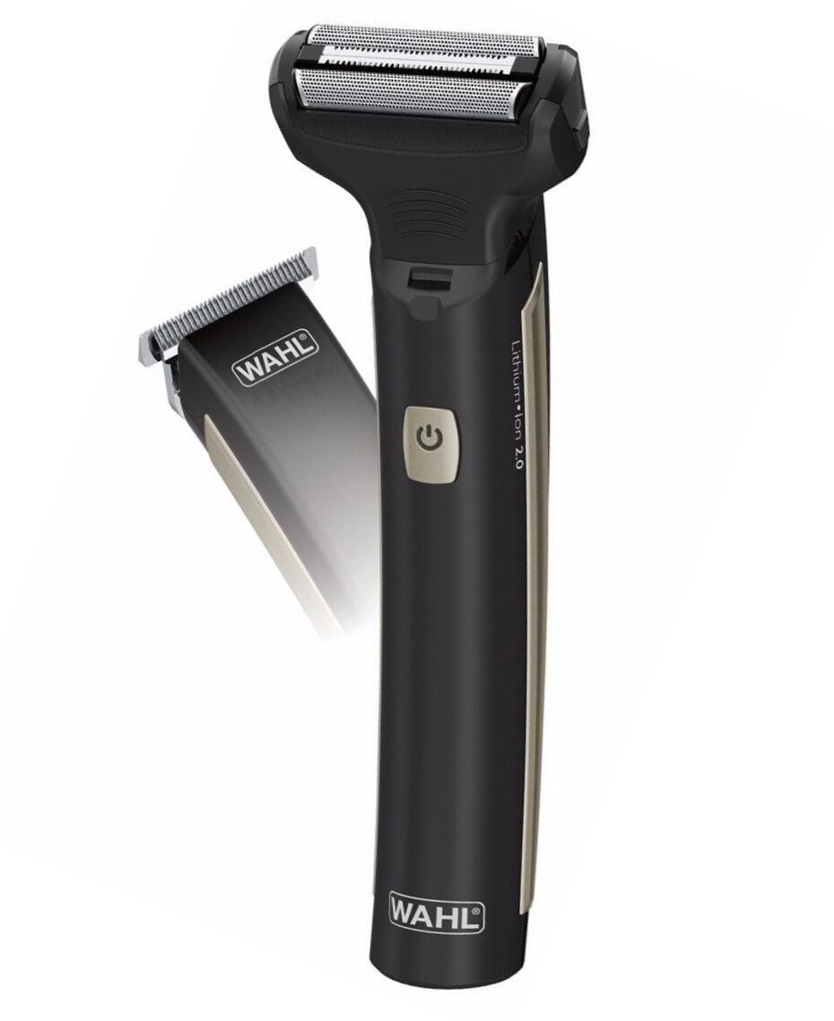 wahl lithium ion beard body trimmer shaver shop. Black Bedroom Furniture Sets. Home Design Ideas