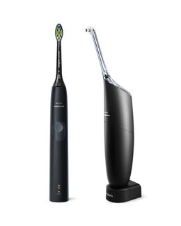 ProtectiveClean Toothbrush & AirFloss Bundle - Black