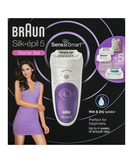 Silk-épil 5 Epilator Starter Set