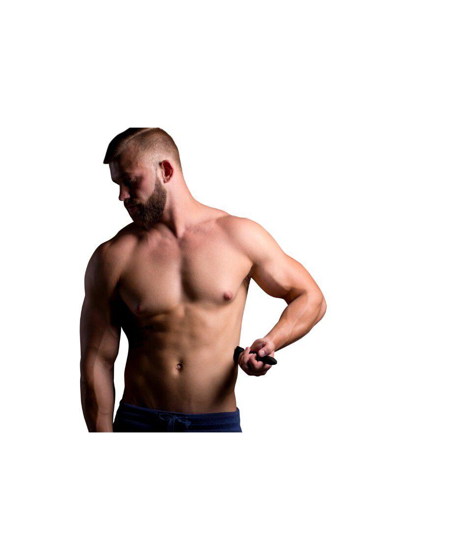 Provided Men Manual Back Hair Shaver Plastic Long Handle Razor For All Body Parts Hair Blade Blue Epilators Personal Care Appliances