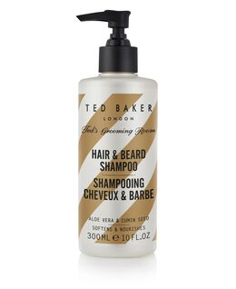 Ted's Grooming Room Hair & Beard Shampoo - 300ml