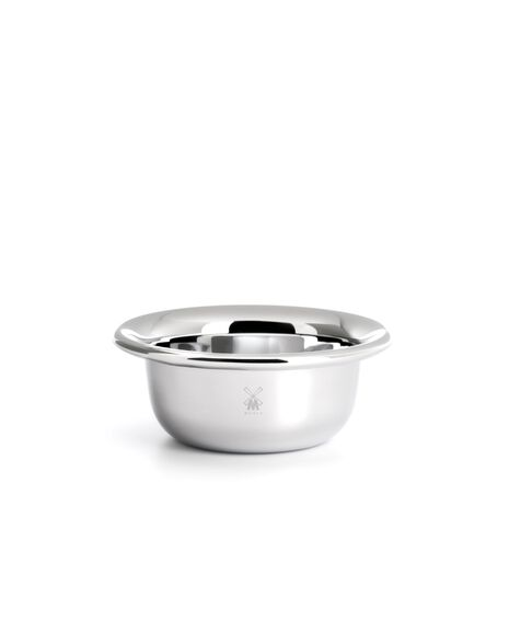 Shaver Bowl - Stainless Steel