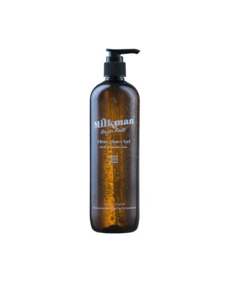Clear Shave Gel 500ml