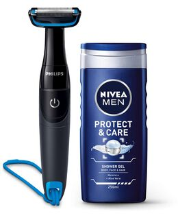 Bodygroom Series 1000 with NIVEA MEN