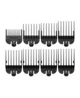 Plastic Black Guide Combs #1 - #8