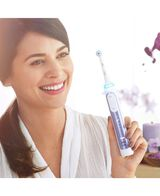 Oral B Genius 9000 Purple Orchid Electric Toothbrush