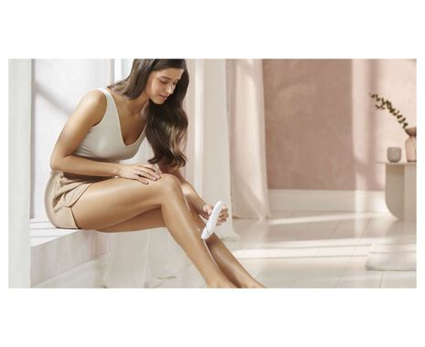 Satinelle Advanced Epilator - 4 Accessories