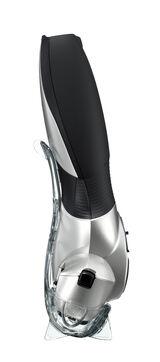 Silver 3 Blade Shaver