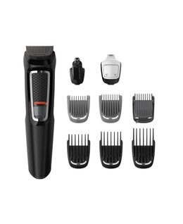 3000 Series MG3740/15 8-in-1 Face & Hair Multigroom Kit