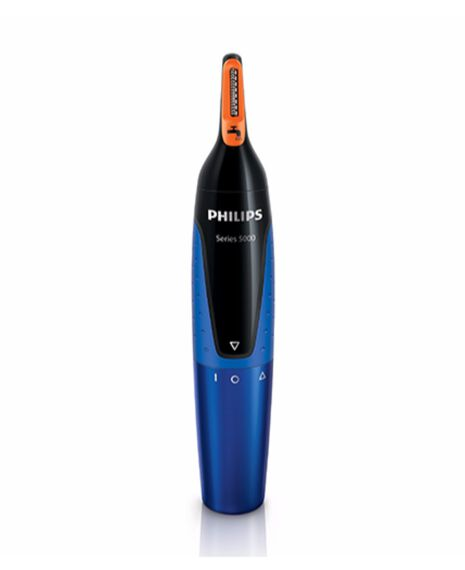 Series 5000 Gentle Nose, Neck & Sideburns Trimmer