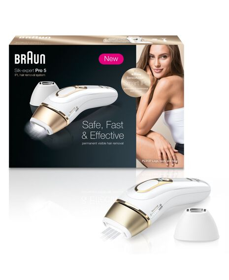 Silk Expert Pro 5 IPL Hair Removal