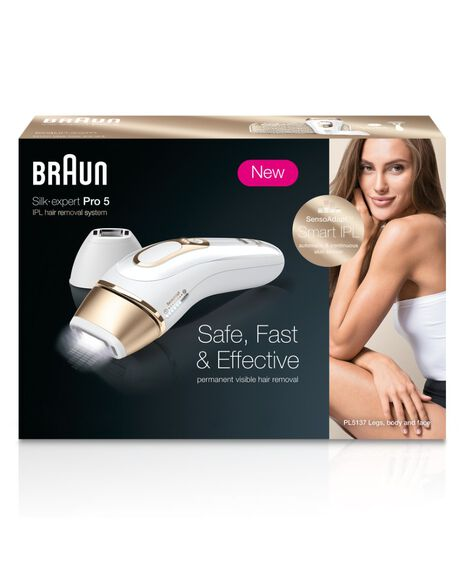 Silk Expert Pro 5 IPL Long Term Hair Removal Device