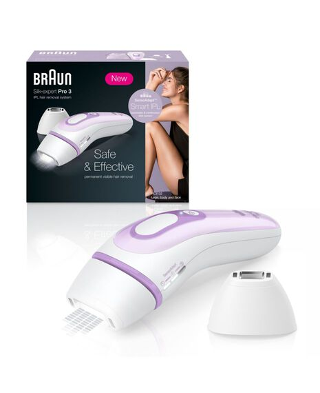 Silk Expert Pro 3 IPL Long Term Hair Removal Device