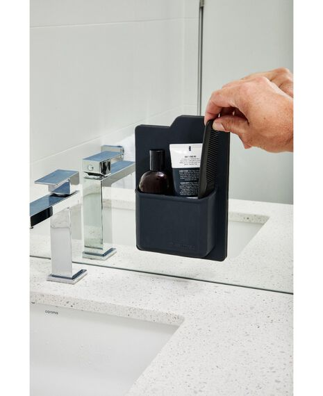 The James Toiletry Organiser - Charcoal