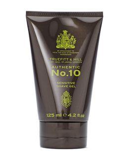 No.10 Sensitive Shave Gel - 125ml