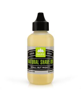 Natural Shave Oil 15ml