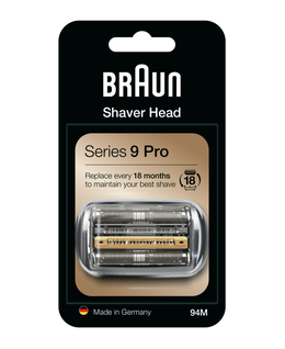 Series 9 94M Cassette Shaver Replacement Part Silver