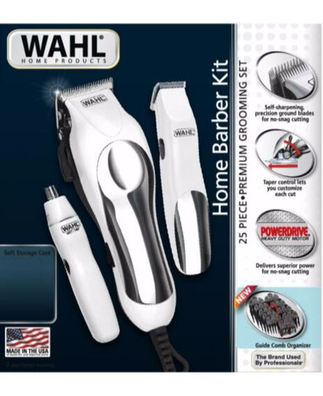Home Barber Kit Hair Clipper