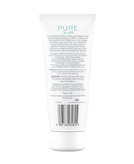Pure Deep Sea Minerals Shave Cream 174g