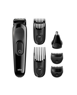 Male Grooming Kit 6-in-one Face/Head Trimmer
