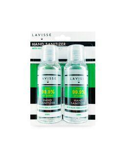 Hand Sanitiser Twin Pack -  2 x 60ml