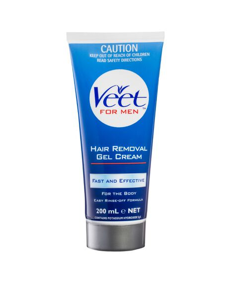 Hair Removal Gel for Men