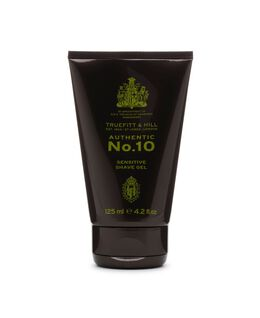 No.10 Sensitive Shave Gel - 125ml