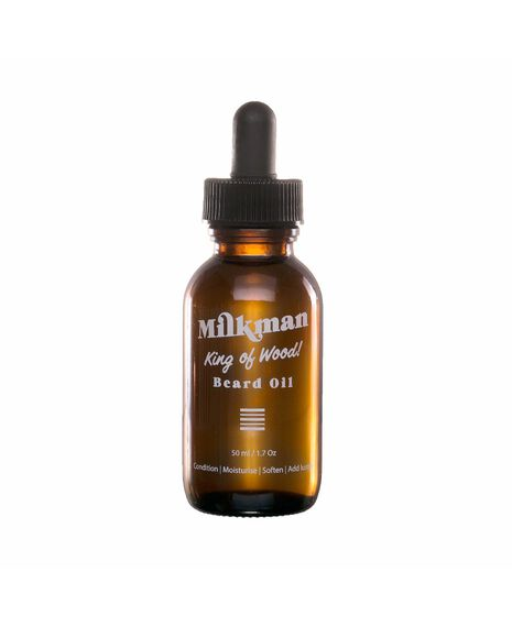 Beard Oil 50ml - King of Wood